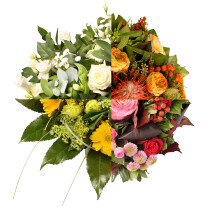 Bouquet of seasonal cut flowers