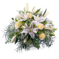 White Flower Arrangement
